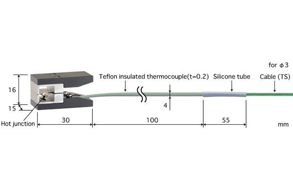 E型热电偶:VA-03E-01-TS1-ANP
