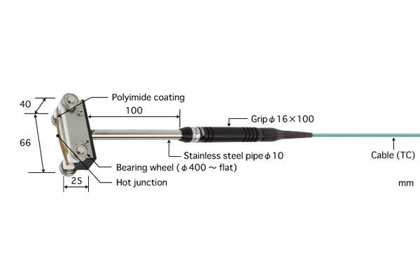 E型热电偶:U-221E-01-D0-1-TC1-ANP