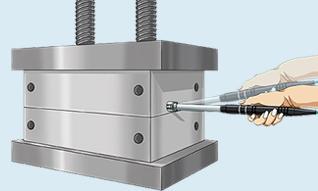 吴中静止表面用温度传感器 接触辅助型 AX系列