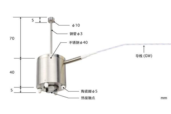 K型热电偶:S-780K-GW1-ANP