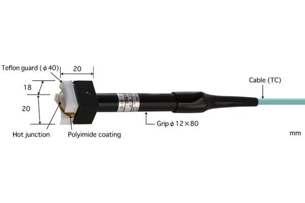E型热电偶:SH-34E-TC1-ANP