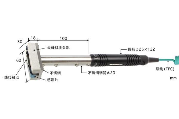 K型热电偶:S-551K-01-1-TPC1-ANP