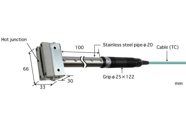 K型热电偶:213K-TC1-ANP