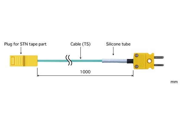K型热电偶:STN-K-TS1-ANP