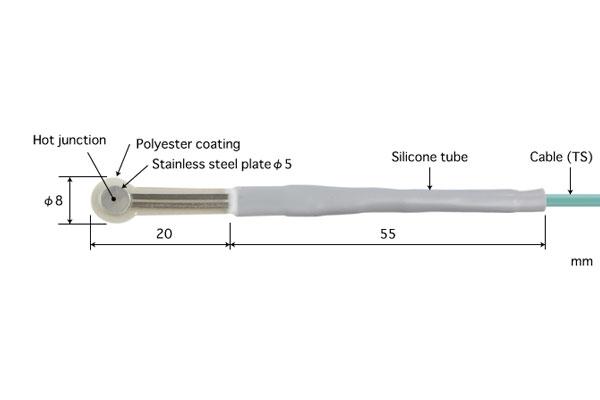 E型热电偶:540E-TS1-ANP