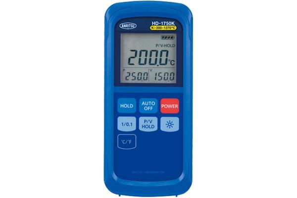 标准版(°C/°F)HD-1750E / 1750K